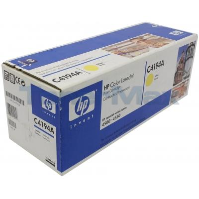 HP CLJ 4500 TONER YELLOW